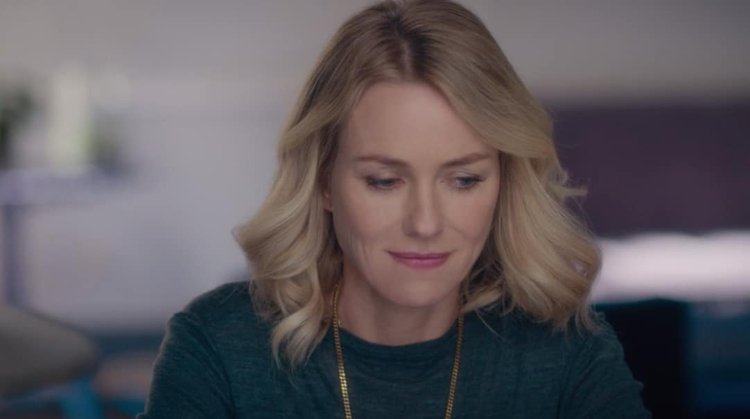 Jane ilusionada por un mensaje de Sidney