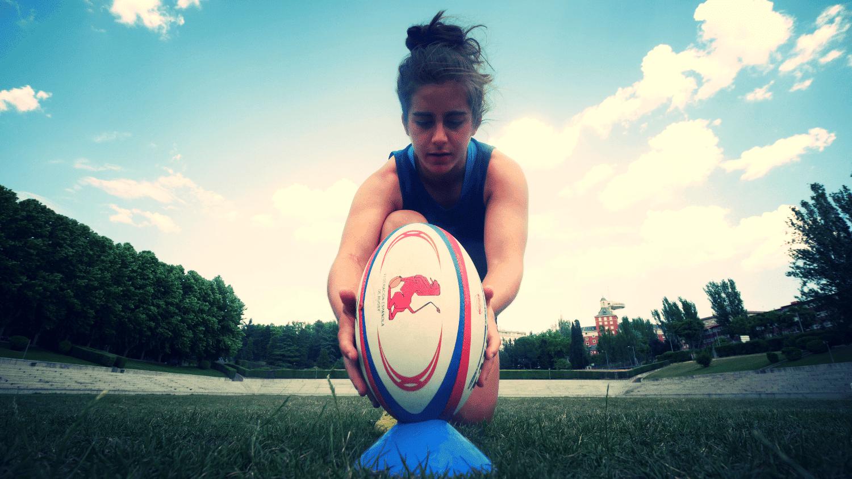 Patricia GARCIA Rugby