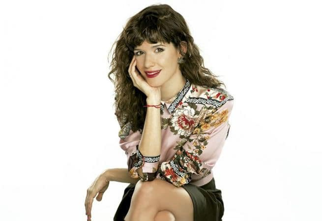 Florencia Estrella serie Las estrellas