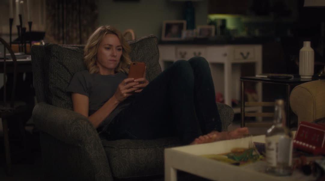 Jane escribiéndole a Sidney