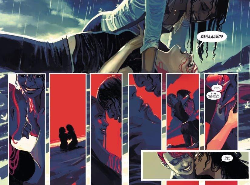 Kate y Safiyah se besan en Batwoman 5