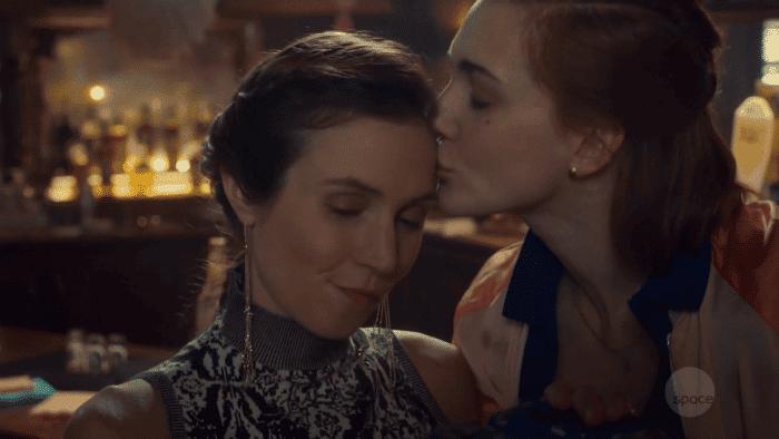 Wynonna Earp: Resumen de episodio 2×08 – Waverly y Nicole