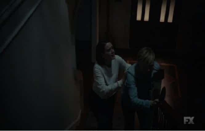 Ivy y Ally American Horror Story