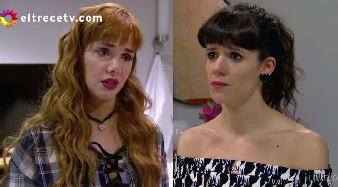 Flor y Jazmín tristes