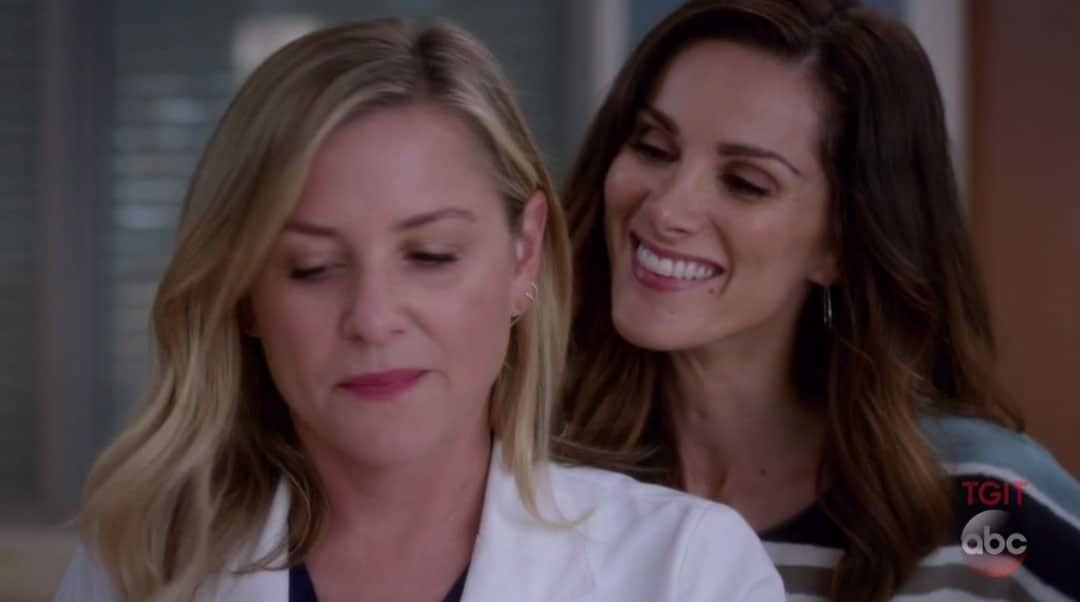 Arizona y Carina resumen de episodio 14-03 – Anatomía de Grey