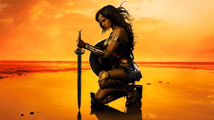 Wonder Woman pide matrimonio a Supergirl