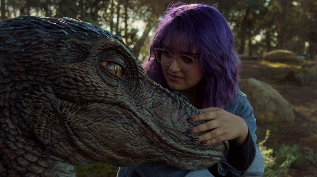 Gert y su dinosaurio