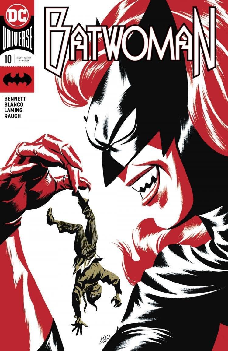 Batwoman 10
