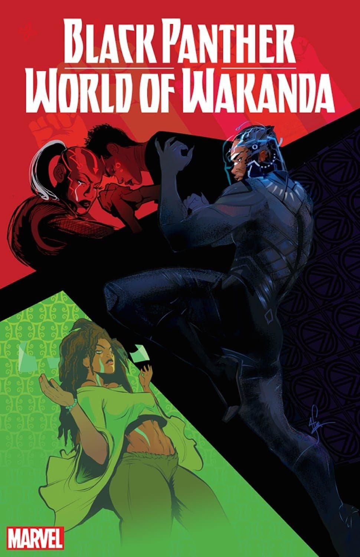 Black Panther: World of Wakanda 1