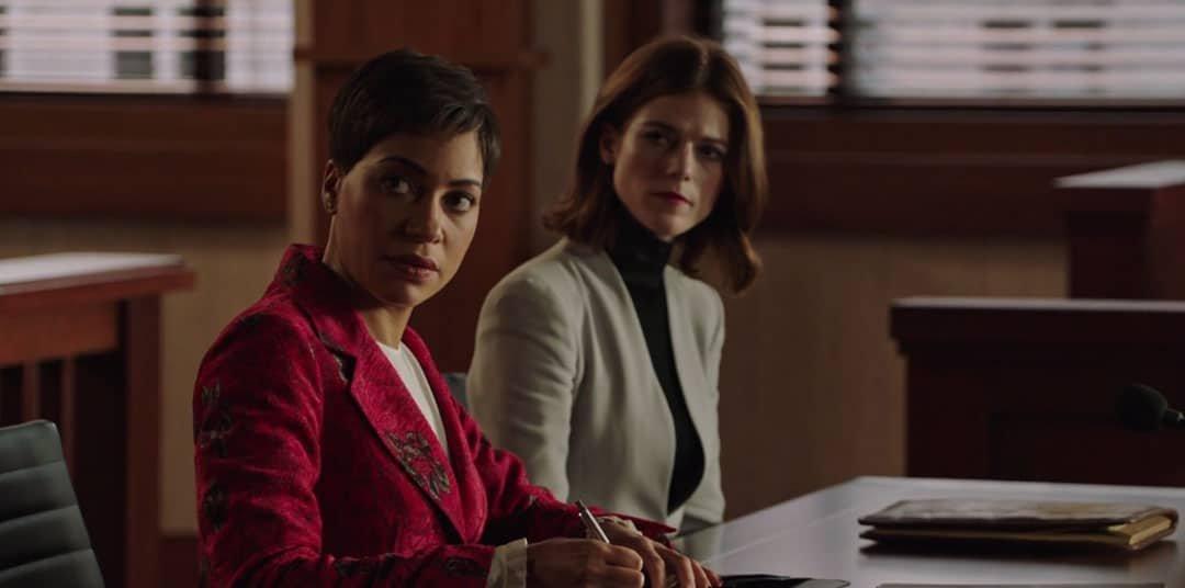 Lucca y Maia en el juicio