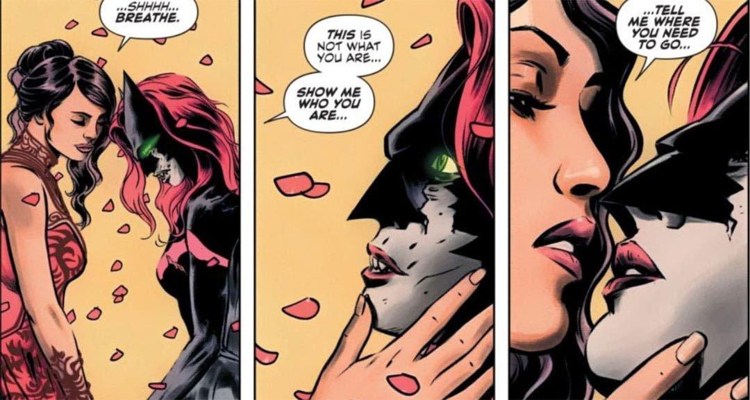 Safiyah y Kate en Batwoman 10