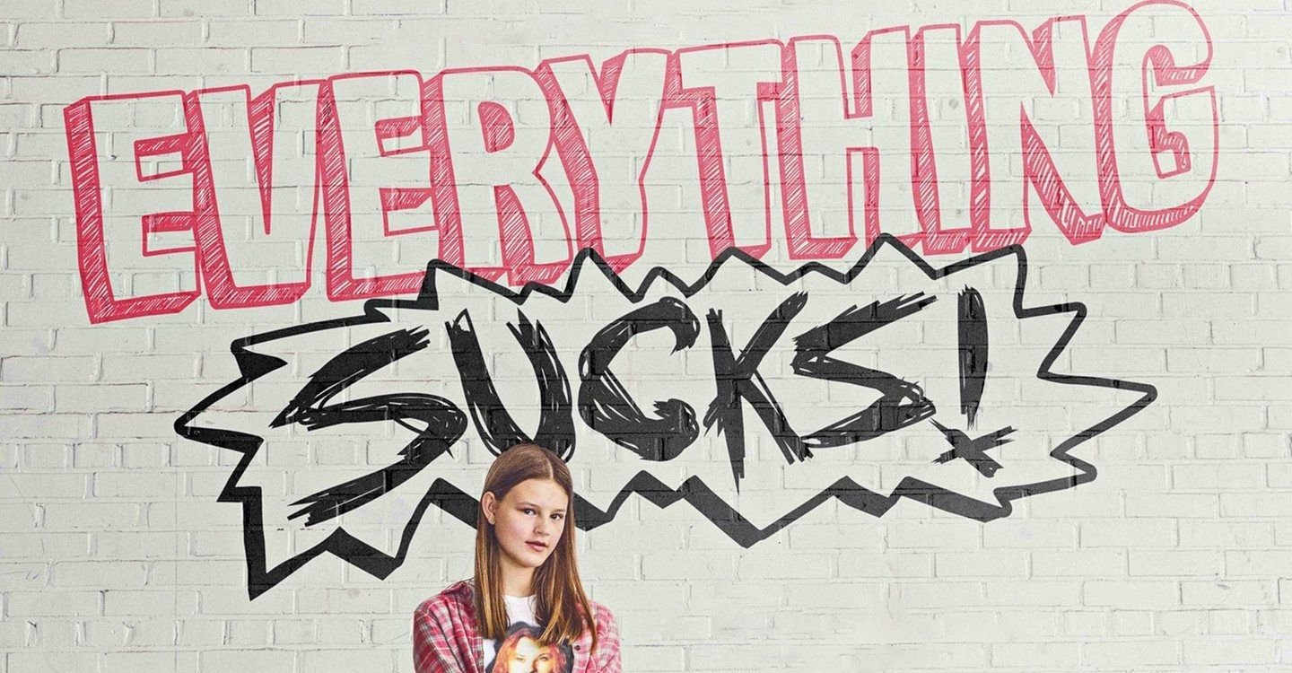 #IAmKateMessner: Fans de Everything Sucks desafían la decisión de Netflix