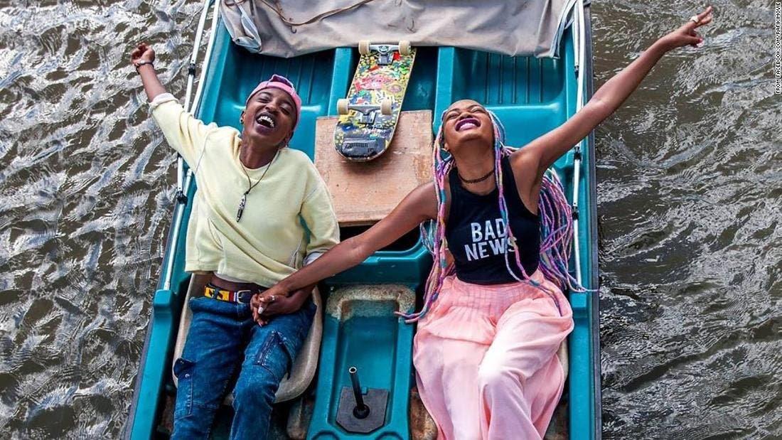 Kenya prohibe el estreno de la película lésbica Rafiki