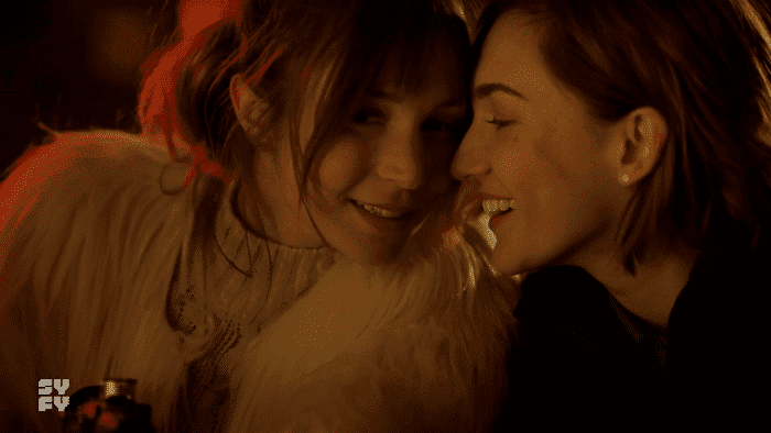 Wynonna Earp: Resumen de episodio 3×01 – Waverly y Nicole