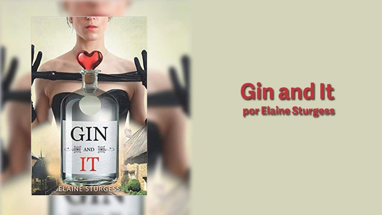 Gin an It por Elaine Sturgess – Libros Lésbicos