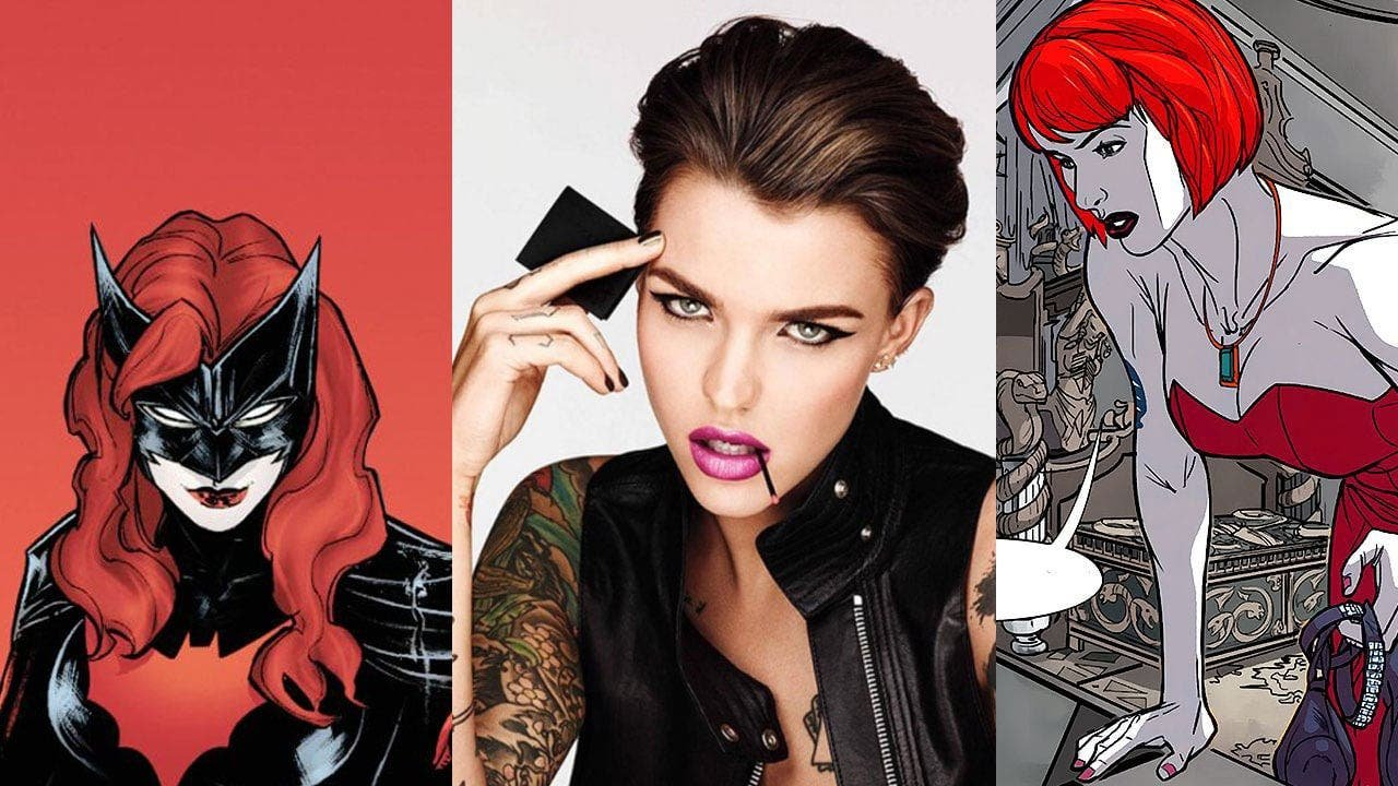 ¿Por qué abandonó Ruby Rose Batwoman?