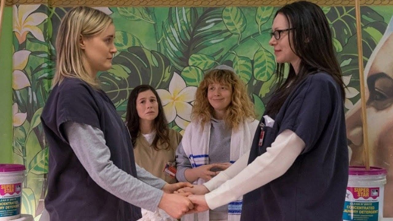 Piper y Alex en Orange is The New Black