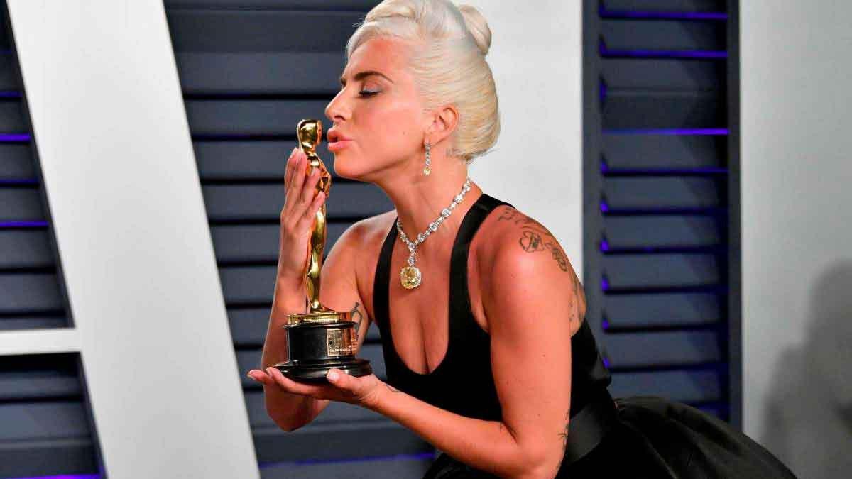 Lady Gaga en los Oscars 2019