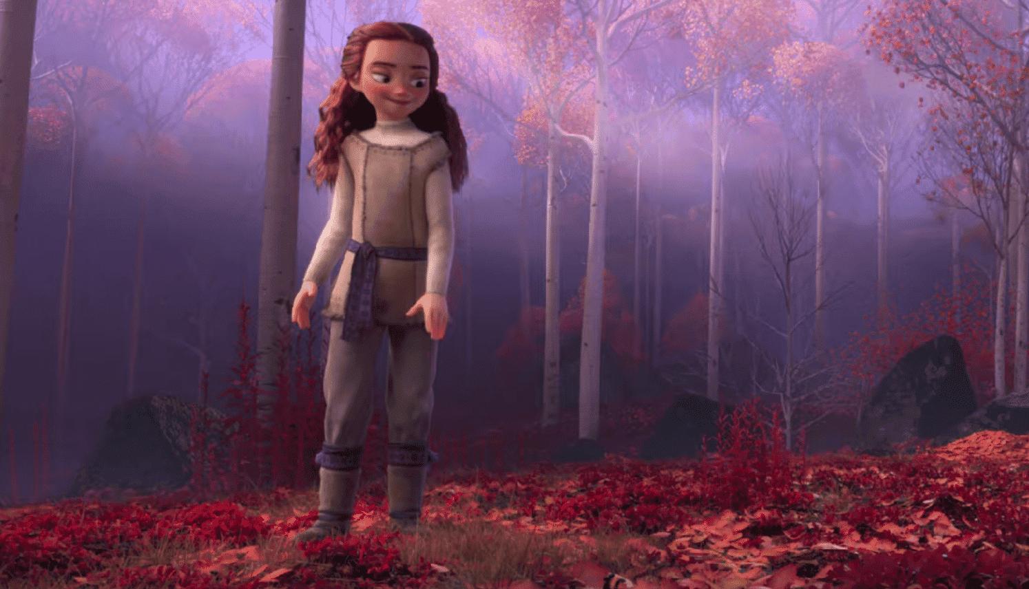 Posible novia de Elsa en Frozen 2