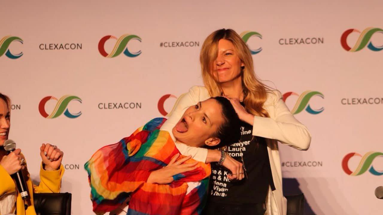 Los 5 momentos más divertidos de la ClexaCon 2019