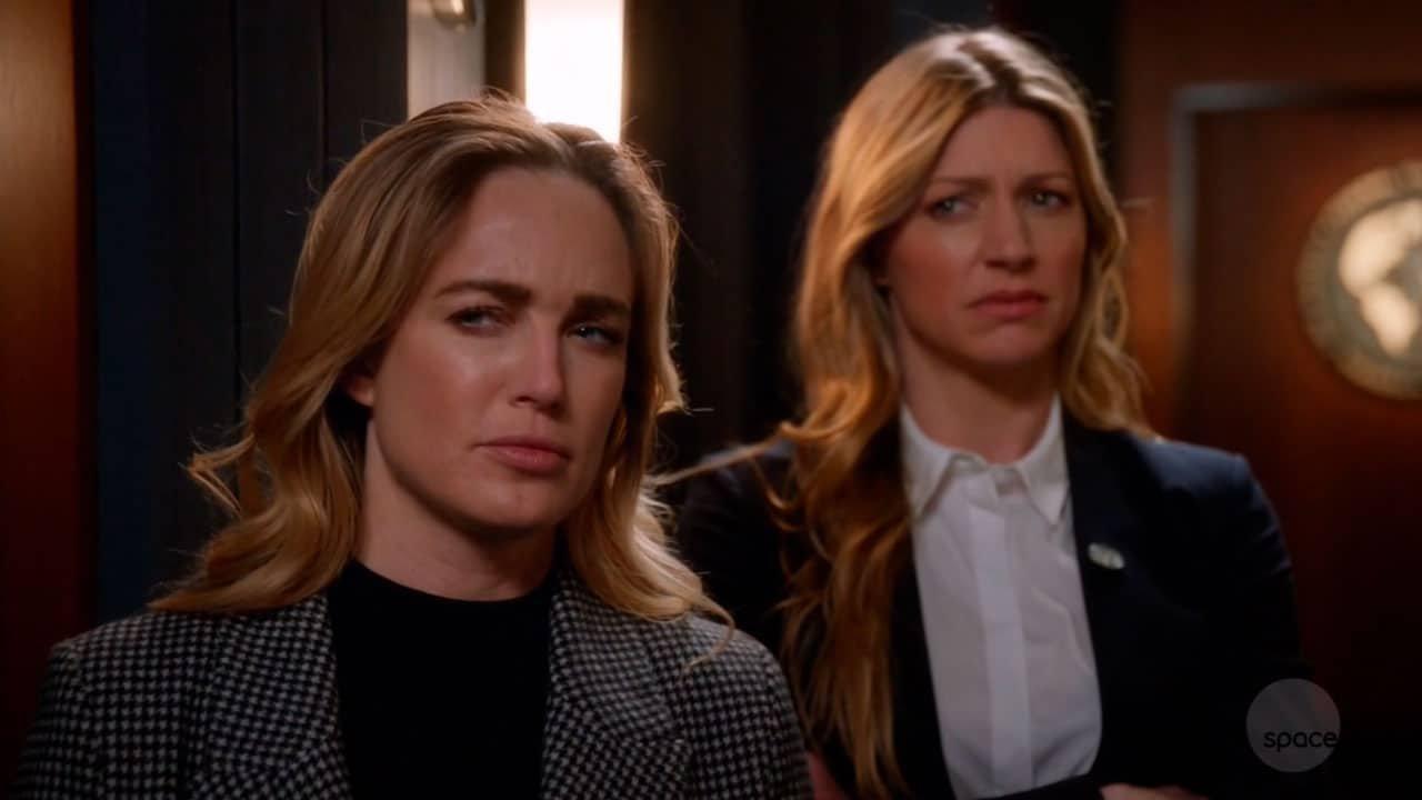 Sara y Ava resumen de episodio 4×13 Legends of Tomorrow