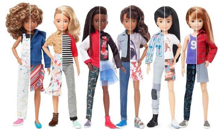 Mattel apuesta por la inclusión: Creatable World
