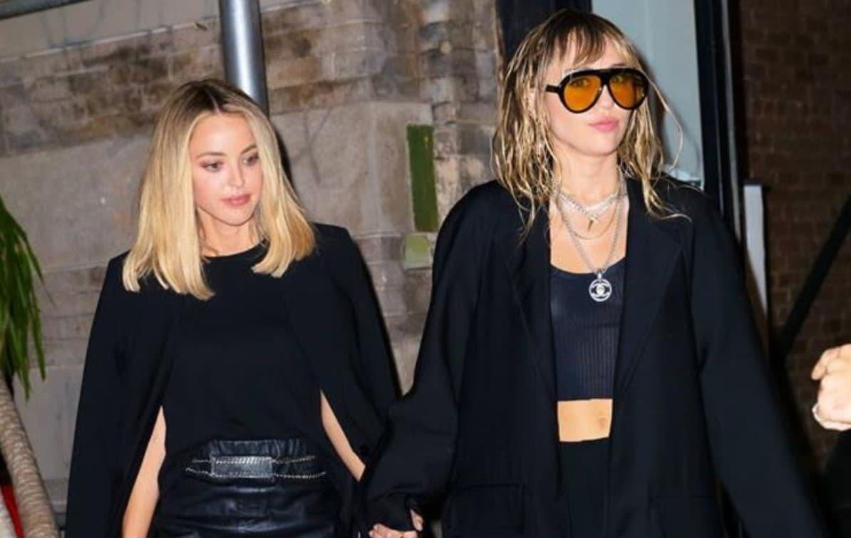 Miley Cirus termina su relación con Kaitlynn Carter ¿Miley le tuvo miedo al éxito?