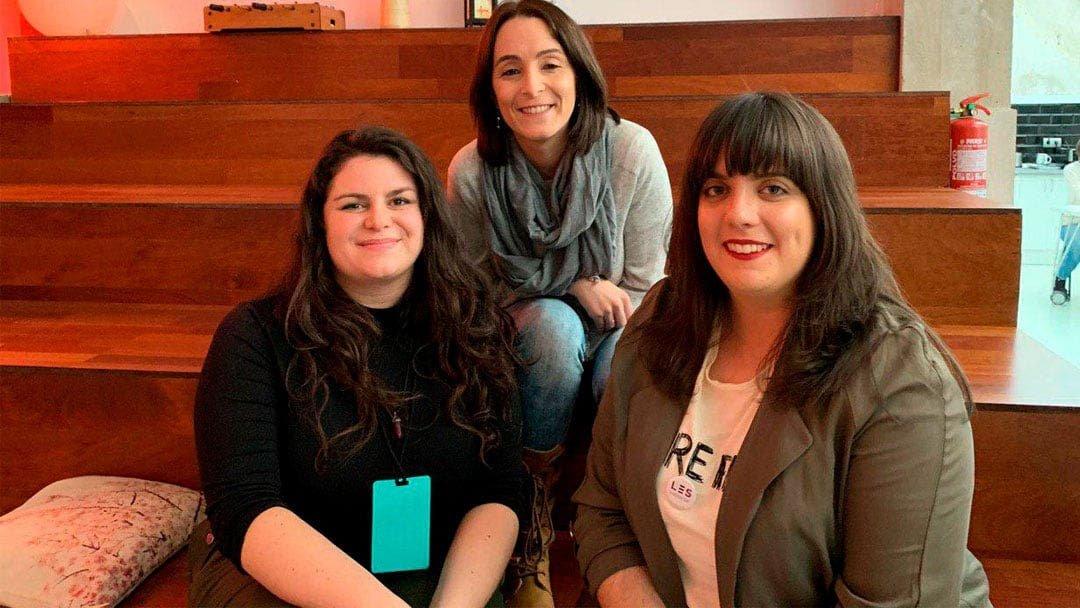 Hablamos de libros lésbicos con Anna Polux, Cris Ginsey y Andrea Mira