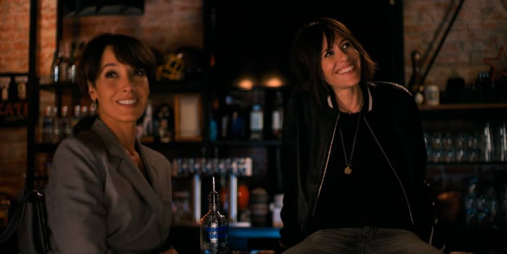 Bette y Shane en The L Word Generation Q