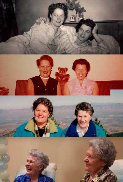 A Secret Love documental