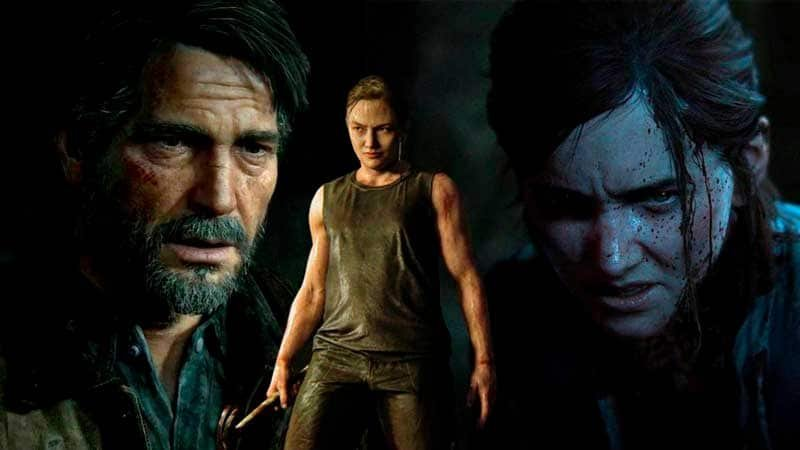 Abby en The Last of Us II