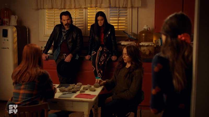 La familia Earp