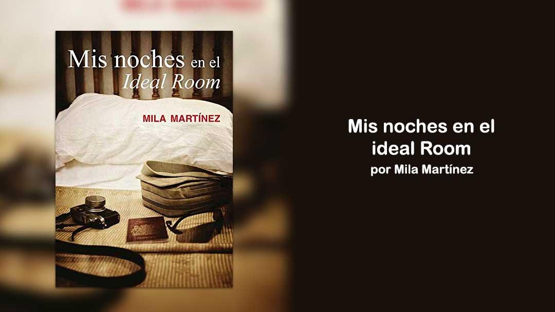 Mis noches en el ideal room: un libro sobre estar atrapada entre dos tiempos