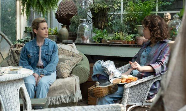 La maldición de Bly Manor es una historia de amor, la de Dani y Jamie