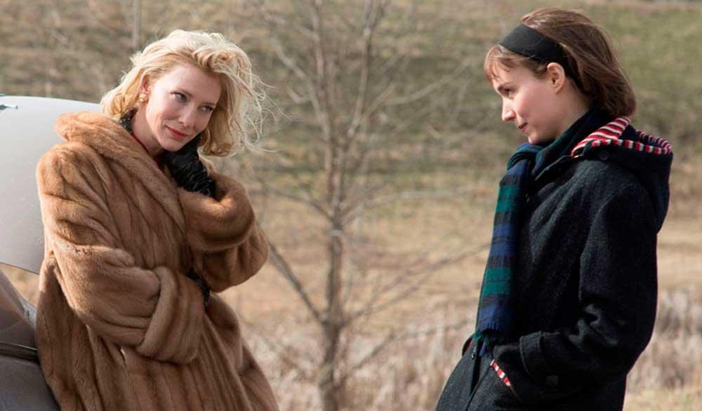 pareja lésbica de Carol