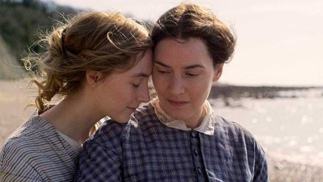 Ammonite: una película lésbica en la que los silencios hablan