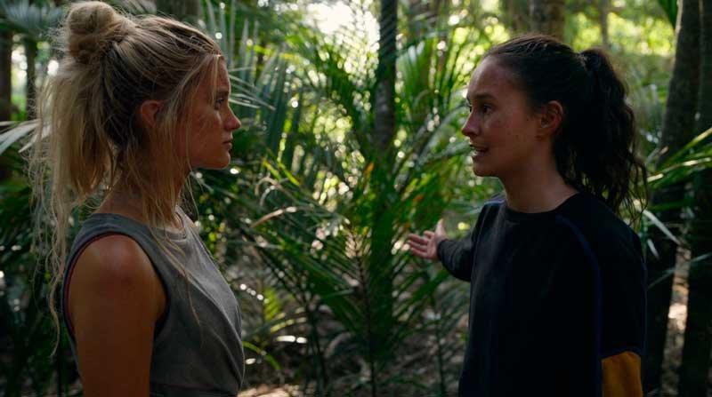 Toni y Shelby conectando