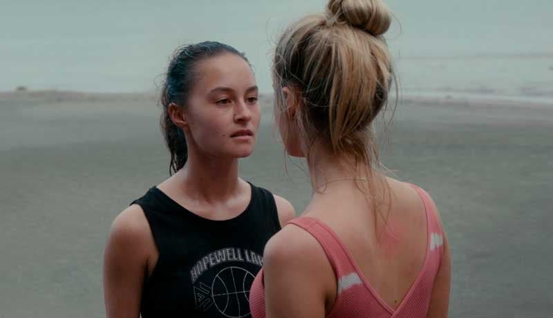 Shelby y Toni discutiendo