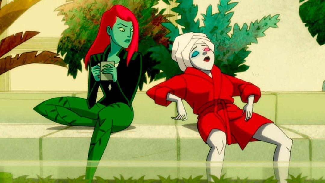 Harley Quinn resumen de episodio 1×03 «Así que, ¿necesitas un equipo?»