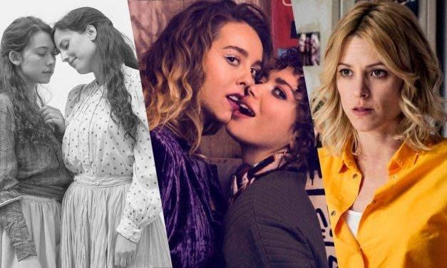 ODA: Las lesbianas en televisión en 2019 apenas son el 3.8% de los personajes femeninos en España