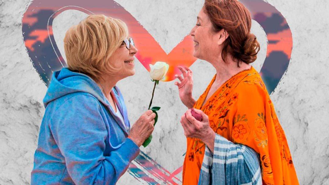 Salir del Ropero: una película lésbica que te recuerda que el amor no tiene edad