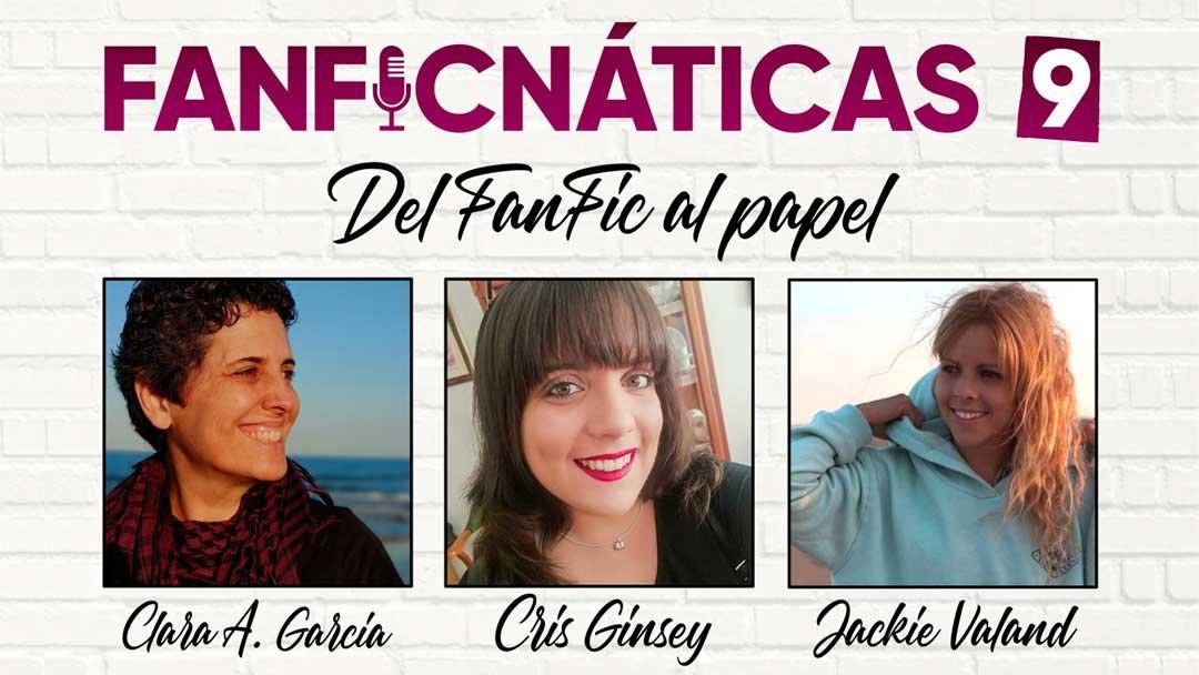 Fanficnáticas 9: Del fanfic al papel