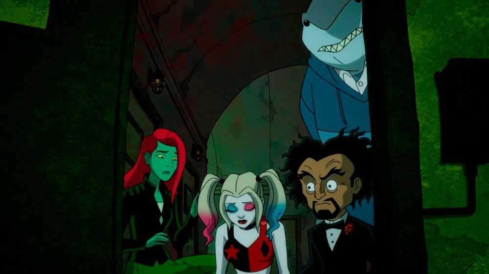 Harley Quinn descubre la verdad
