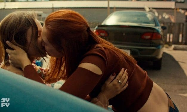 Wynonna Earp resumen de episodio 4×07 «Love's All Over»