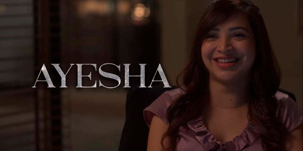 Ayesha en Bombay Begums
