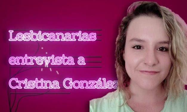 Hablamos con Cristina González sobre «El descanso del minotauro», su primera novela en papel.
