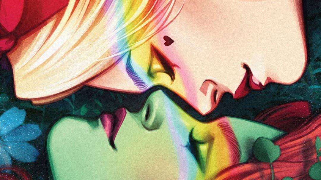 DC Pride #1: las heroínas también celebran el mes el orgullo