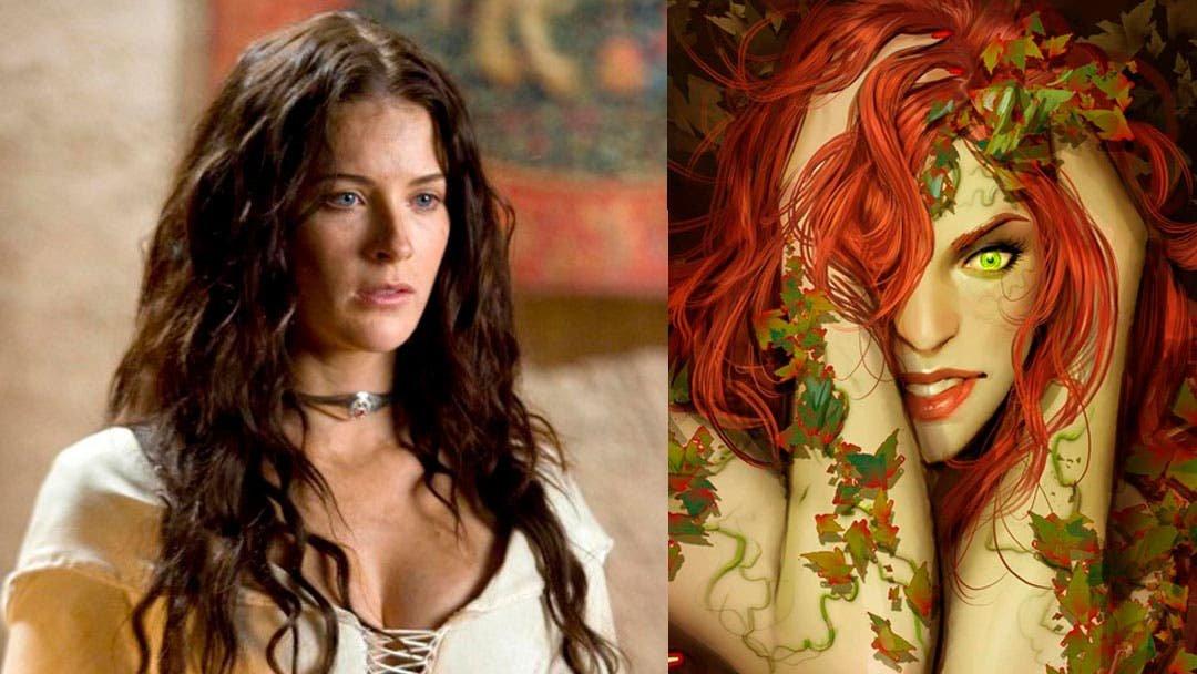 Bridget Regan será Poison Ivy en la tercera temporada de Batwoman